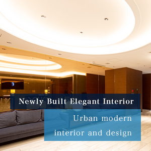 Newly Built Elegant Interior | Urban modern interior and design